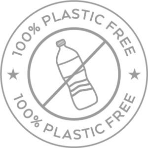 Plastic free icon